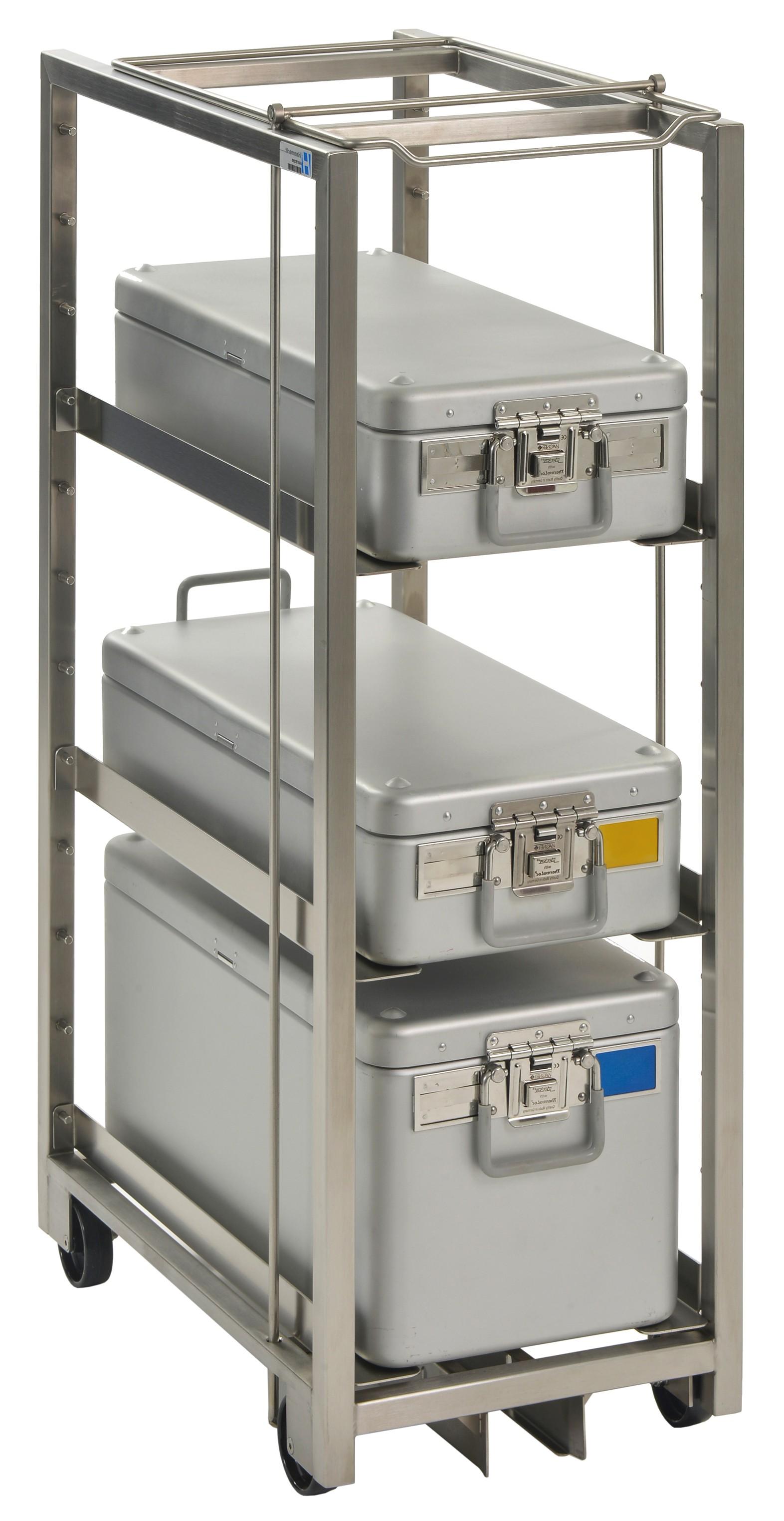Bild zeigt EGSTE3E60 mit Behälter