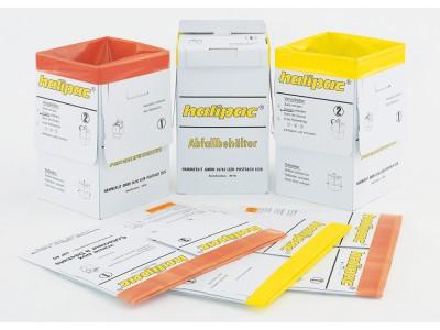 Bild zeigt Abfallbehälter halipac®
