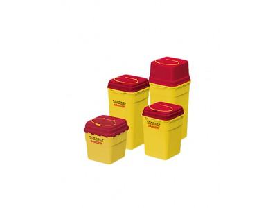 Bild zeigt Abfallbehälter Septobox®Safe Euromatic