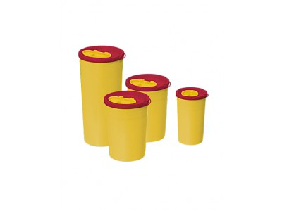 Bild zeigt Abfallbehälter Septobox®Safe