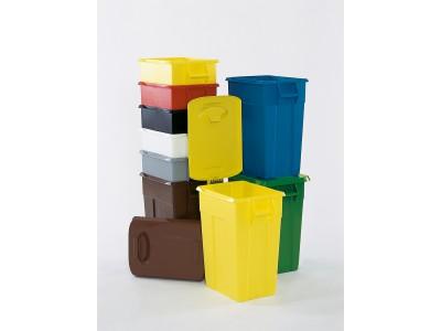 Bild zeigt Wertstoffbehälter WSB506