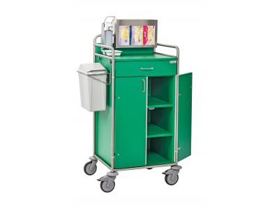 Linen Ward Cart