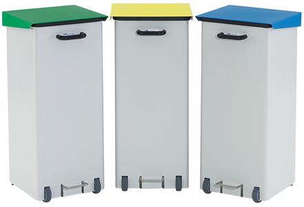 Abfalleimer für Krankenhäuser, Pflegeheime und Arztpraxen