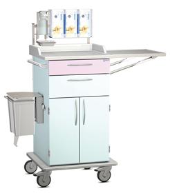 Pflegewagen als Verbandwagen für Krankenhäuser