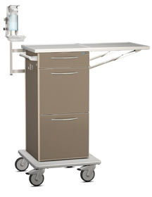 Visitenwagen für Krankenhäuser von Hammerlit