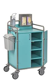 Etagenwagen für Krankenhaus und Pflegeheim