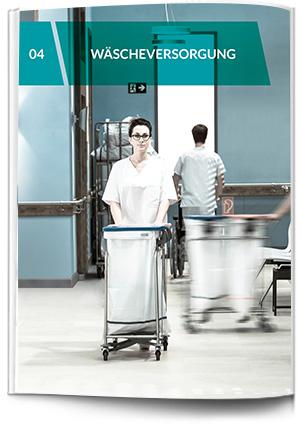 Wäscheversorgung für Krankenhäuser und Altenheime