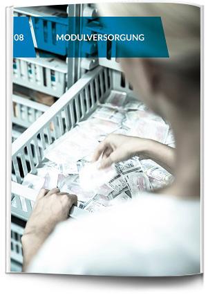 Modulversorgung für Krankenhäuser