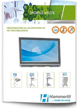 Mobile Visite für Krankenhäuser