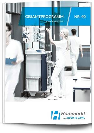Logistikgeräte für Krankenhäuser und Pflegeheime